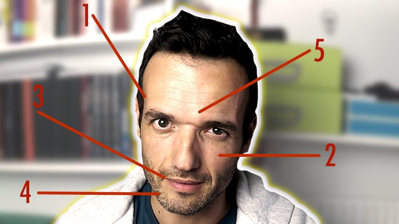 5 informations non verbales que révèle votre visage #1