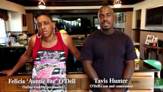 Foul-mouth Auntie Fee