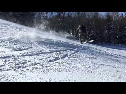 Snowshoe WV Snowboarding
