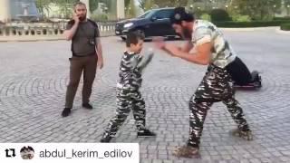 Сын Кадырова Адам Кадыров
