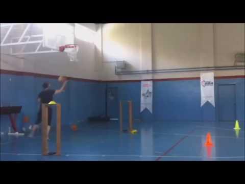 SEÇ AKADEMİ - Edirne Trakya Üniversitesi Basketbol Parkuru Çalışması