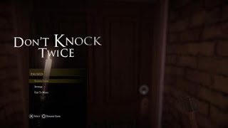 Don't Knock Twice_ep 5- We Are Professionals, honest!