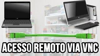 Como acessar seu computador remotamente com VNC