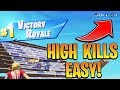 Download Get MORE KILLS In Fortnite EASY! Ps4/Xbox Fortnite Tips and Tricks! (How to Win in Fortnite solo)