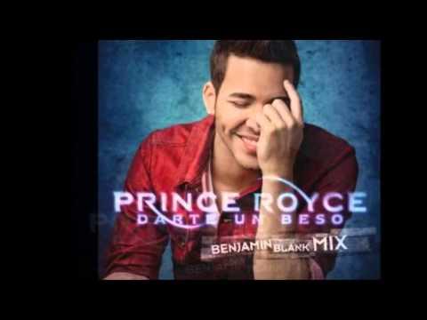 Prince Royce  Darte un Beso Benjamin Blank Remix Single