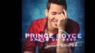 Prince Royce - Darte un Beso (Benjamin Blank Remix) Single