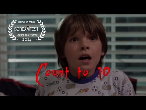 COUNT TO 10   SCARY SHORT HORROR FILM   SCREAMFEST