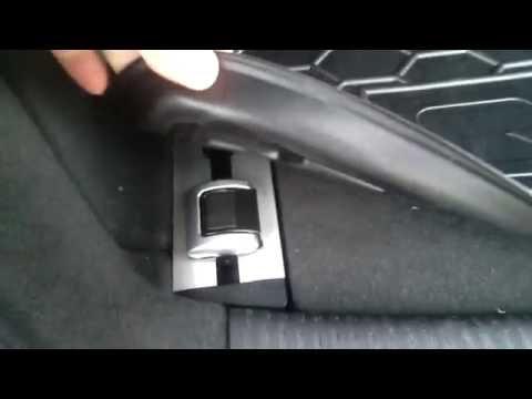 Коврик в багажнике AUDI Q5 с 2009 г. Avto Gumm полиуретан
