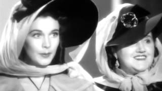 Lady Hamilton 1941  fekete-fehér, magyarul beszélő Video