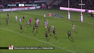 Top 14: Toulouse / Bordeaux