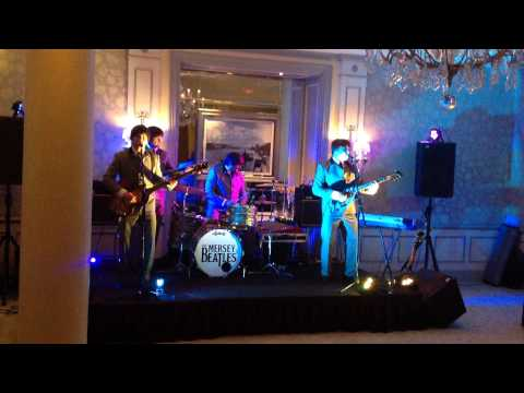 Mersey Beatles At The Savoy