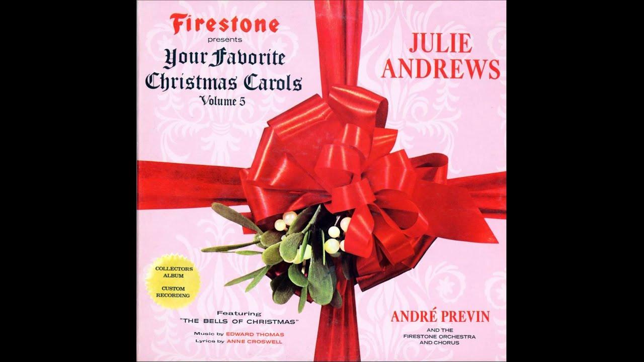 Firestone Presents Your Favorite Christmas Carols, Volume 5 - YouTube