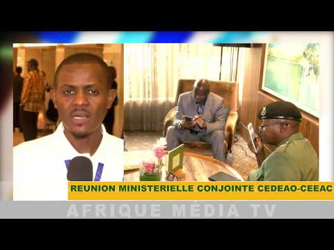 SOMMET CONJOINT CEDEAO-CEEAC A LOME AU TOGO : STAND UP ET TEMPS FORTS