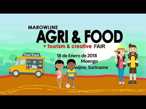 Marowijne Agri & Food Feria 2018 - S