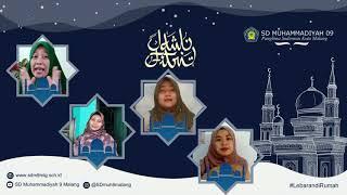 Gambar cover Taqabbalallahu minna wa minkum - Bimbo | Cover by Ustadz-Ustadzah SD Muh 9 Malang