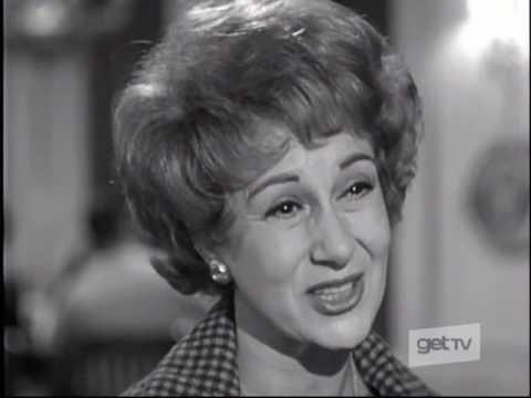 Arlene Francis, Gertrude Berg, Mary WickesThe Mother Affair, 1962 TV