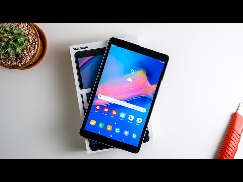 Samsung Galaxy Tab A 8.0 With S Pen Unboxing & Hands On | SM-P200 & P205
