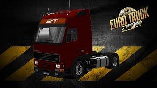 Euro Truck Simulator 2 Zamość Warszawa