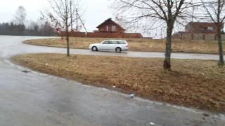 W210 E320 CDI straight-through exhaust - Денис Отрощенко - thtip com