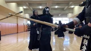 三無の会 第61回稽古会(千代田区立スポーツセンター開催)
