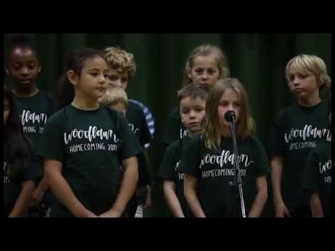 Woodlawn School Grandfriends' Day 2017 - Radio LIVE