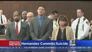 Aaron Hernandez Suicide: 'Tragic End To Tragic Story'