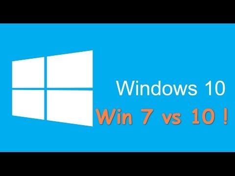 Windows 10 vs 7 что быстрее ? Сравнение операционок по скорости работы  (обзор)
