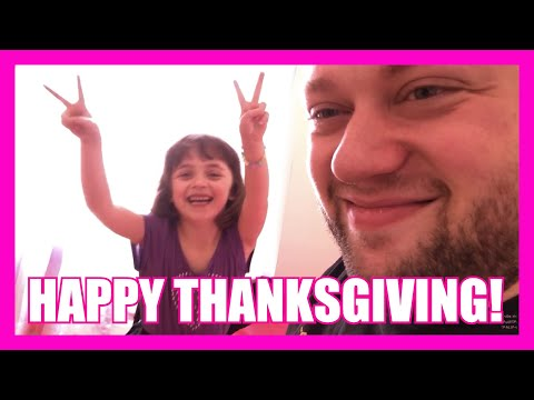 Happy Thanksgiving - WHAT ARE YOU THANKFUL FOR? & Where Have We Been?!