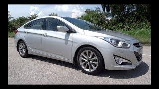 2014 Hyundai i40 2.0 GDI Plus Start Up and Full Vehicle Tour смотреть