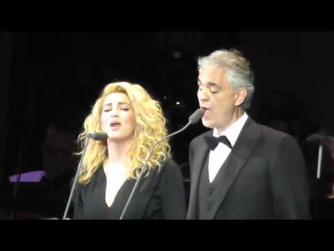 Andrea Bocelli & Tori Kelly The Prayer 2016
