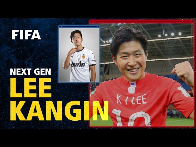 Lee Kangin: The future of Korea Republic?