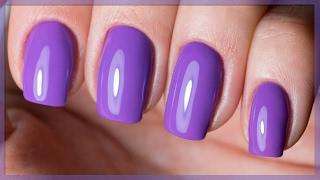 Как аккуратно накрасить ногти гель лаком (без помарок)