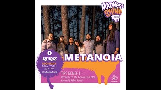 Madness Mondays:  Metanoia & The Greater Houston Area Artist Relief Fund