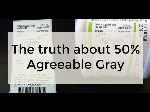 Agreeable Gray Sw7029 What Happens When You Cut The