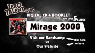 Zero Talent - Mirage 2000 / SKA PUNK