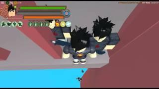 Roblox | Gaiden OA | Best way to kill Kakashi