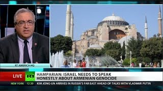 Turkey gags US, Israel on Armenian genocide
