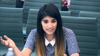 Youth Select Committee 2015: Mental Health – 26 June afternoon session