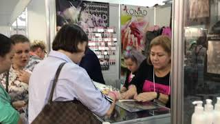 Смотреть видео Интершарм 2019 Москва. Обзор выставки онлайн