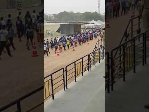 Ajmer Rajasthan Constable Running अजमेर राजस्थान पुलिस दौड़
