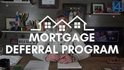 Mortgage Deferral Program - COVID-19