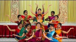 Sridevi Nrithyalaya - Bharatanatyam Dance - SDN's BRAHMASMI TRAILER