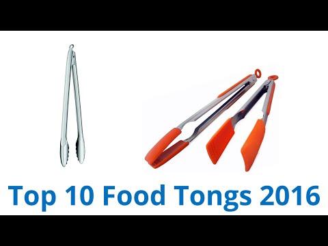 10 Best Food Tongs 2016