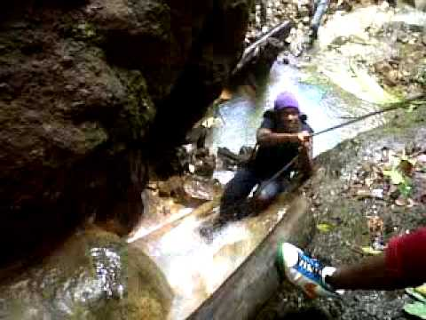 Hike to Tufton Hall Waterfall St.Mark's Grenada