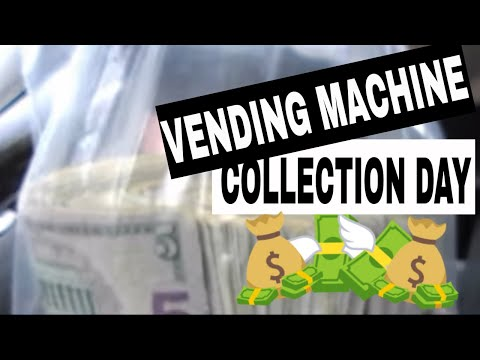 vending machine collection vlog #2