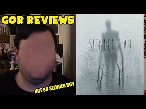 SLENDER MAN is Too Little, Too Late for the Slendy Boy! - Gor Reviews