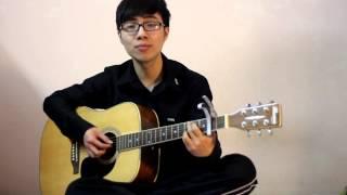 Bờm ơi (nhớ em) - guitar