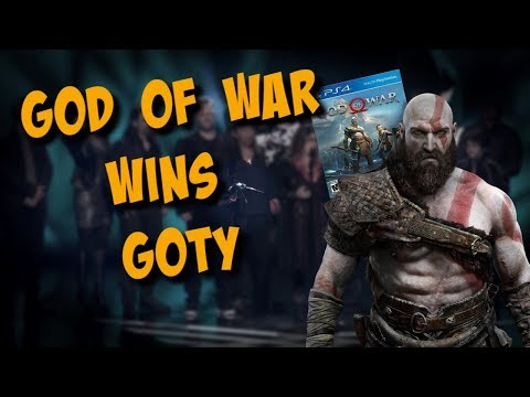 People React To God Of War Winning GOTY (Compilation)