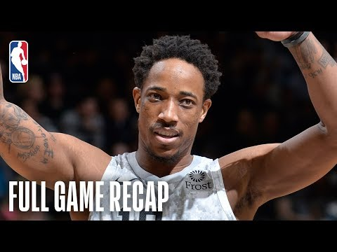SPURSWATCH - Spurs winning streak continues with victory over Trail Blazers
