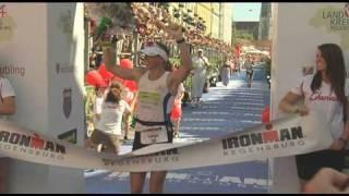 Ironman Regensburg 2010 - Wettkampf der Frauen